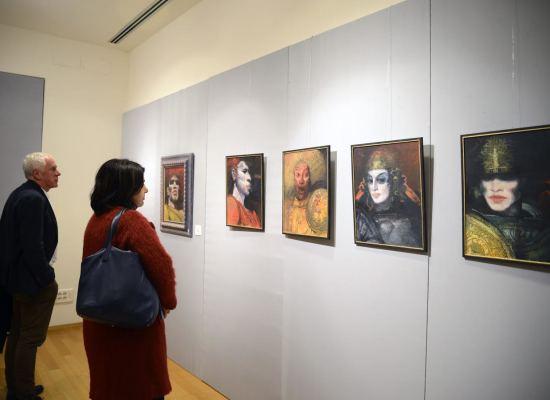 LUCCA – Prorogata fino all'11 dicembre la mostra di pittura di Raffaele De Rosa