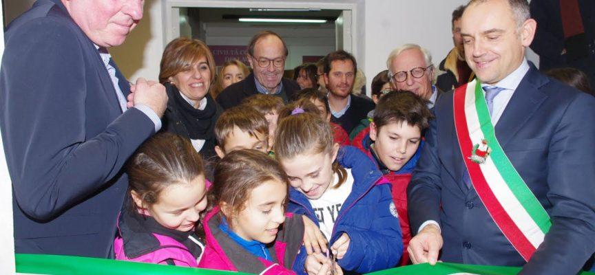 """CAPANNORI – INAUGURATO AL MUSEO ATHENA IL RESTAURATO """"EDIFICIO LIGNEO DEL FRIZZONE"""""""
