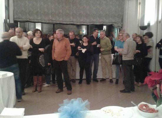 La Misericordia di Borgo a Mozzano si è ritrovata all'hotel Milano per la tradizionale serata degli auguri