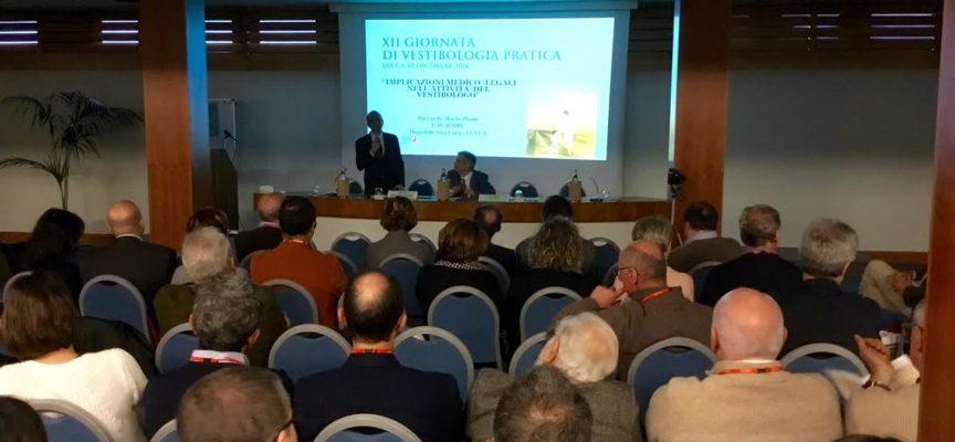 lucca – Dodicesima giornata di vestibologia pratica:  esperti da tutta Italia