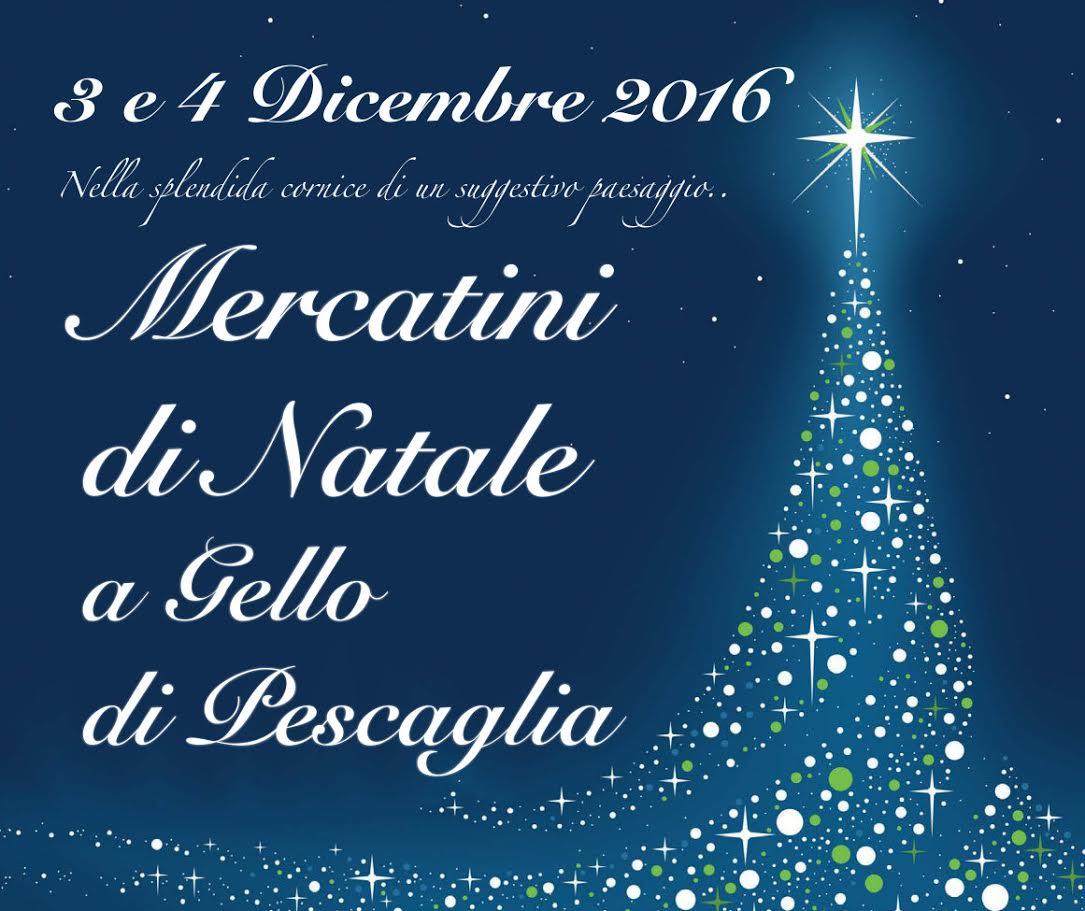 E' ancora bufera sul Natale: i mercatini si faranno in piazza Castello