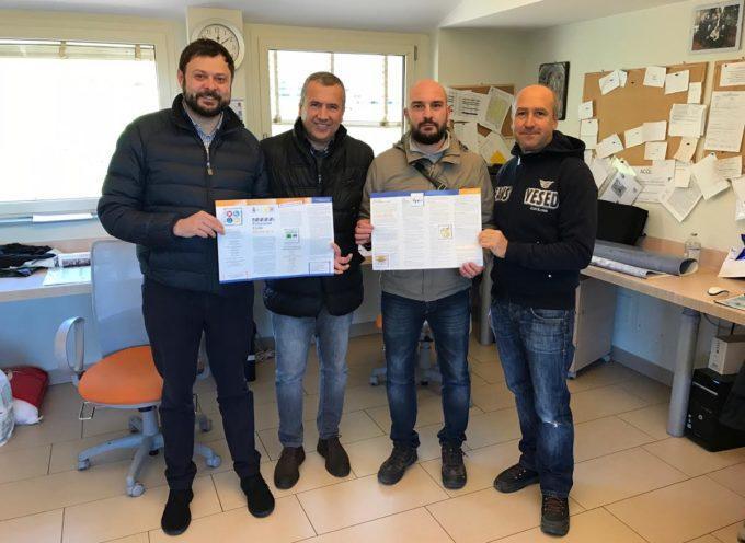 montecarlo –  PROTEZIONE CIVILE, UN PRATICO VADEMECUM INVIATO ALLE FAMIGLIE