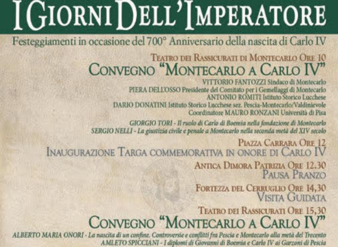 MONTECARLO – I GIORNI DELL'IMPERATORE