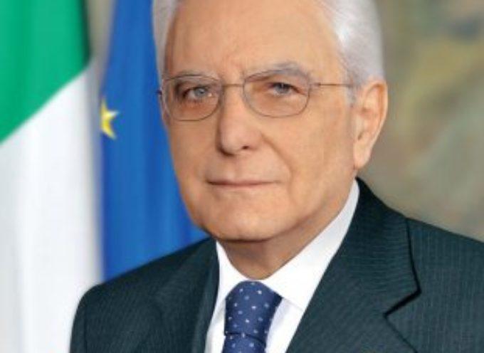 ll presidente della repubblica  Mattarella sarà  a Lucca il 3 marzo