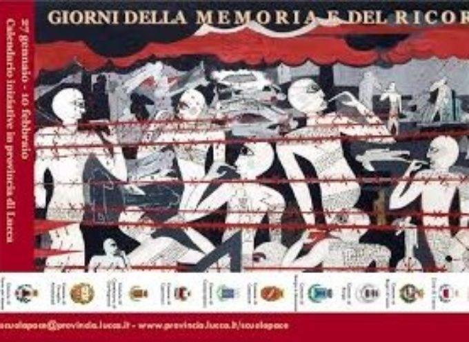 LE CELEBRAZIONI PER I GIORNI DELLA MEMORIA E DEL RICORDO A SERAVEZZA