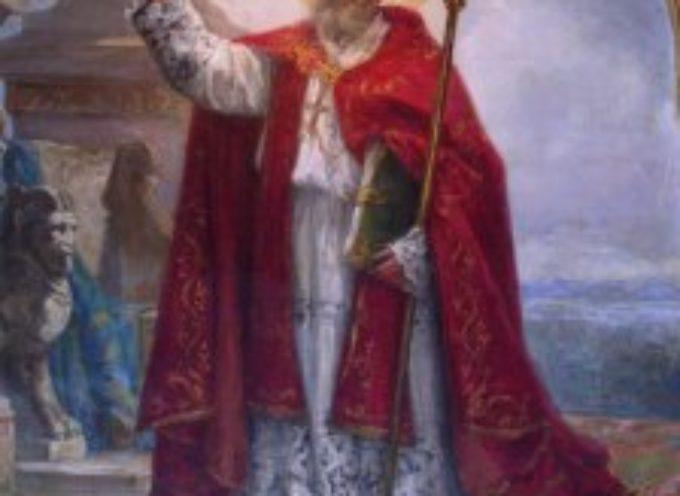 Il Santo del giorno, 13 Gennaio: S. Ilario di Poitiers, Dottore della Chiesa