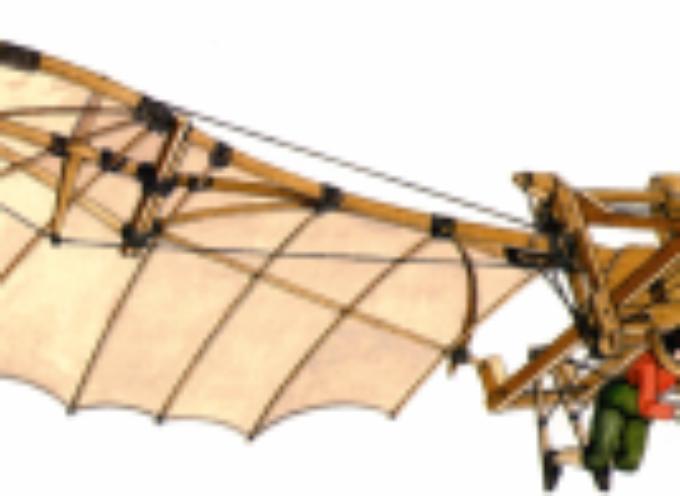 accadde oggi – 3 Gennaio 1496, la leggenda del volo di Leonardo dai monti di Fiesole
