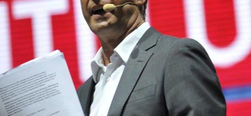 Elezioni a Lucca, Remo Santini da giornalista a candidato sindaco