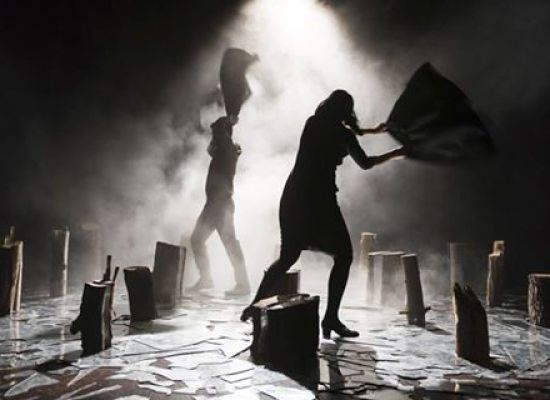 """Il Teatro dei Differenti di Barga presenta """"Utova"""""""