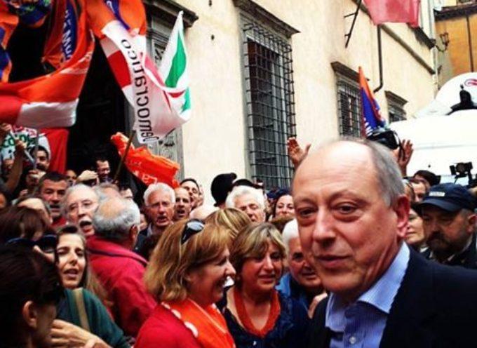 ALESSANDRO TAMBELLINI  UNICO CANDIDATO DEL PD PER SINDACO A LUCCA
