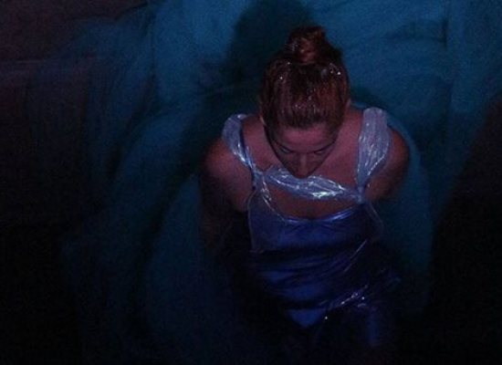 """""""Etty"""" per la stagione al Teatro Colombo di Valdottavo .. Pescaglia"""