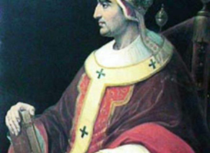 """ACCADDE OGGI – 17 Gennaio 1377, dopo la """"cattività"""" avignonese, la sede del Papa torna a Roma"""