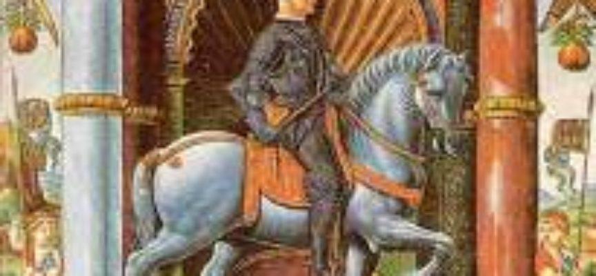 accadde oggi – 19 Gennaio 1415, a Siena mettono in fuga Muzzio Attendolo, capostipite degli Sforza