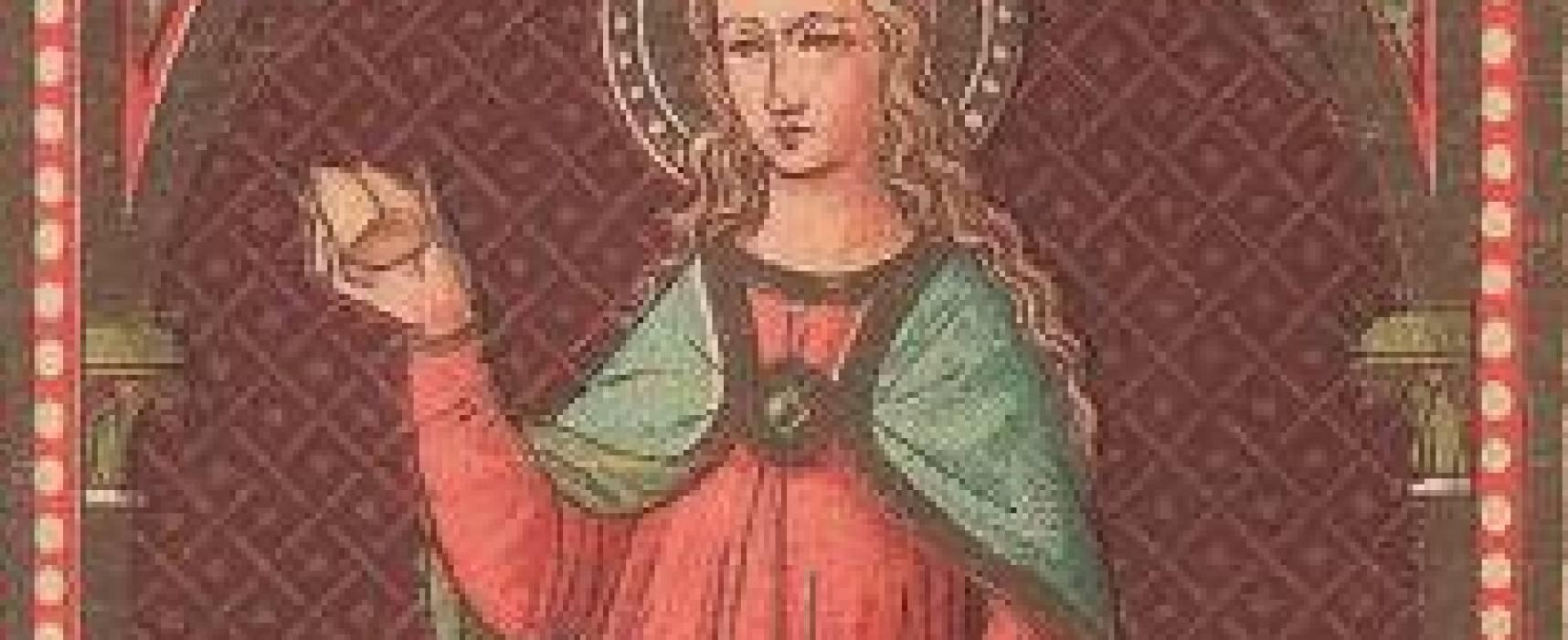 Il Santo del giorno, 23 Gennaio: Sant'Emerenziana, invocata contro i mali del ventre