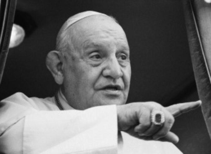 ACCADDE OGGI – 25 Gennaio 1959, Papa Giovanni XXIII indice il Concilio Ecumenico Vaticano II