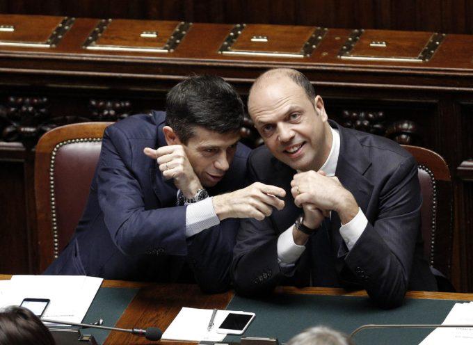 'CI ASSUMONO SOLO SE VOTIAMO PER ALFANO': NUOVO SCANDALO PER IL NCD!