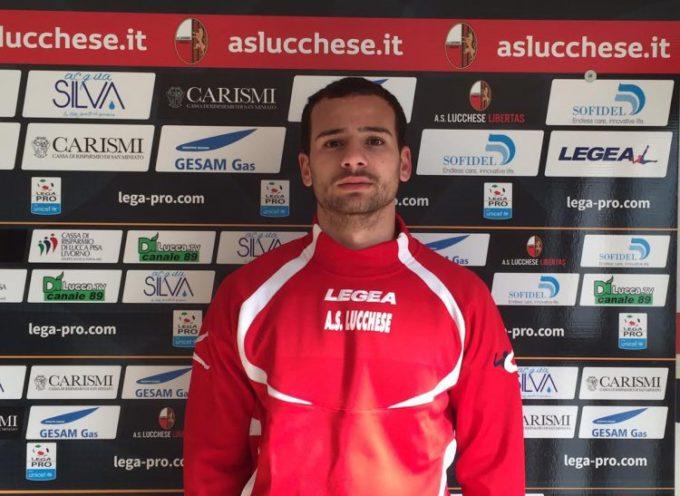 L'attaccante Gianluca D'Auria è un nuovo calciatore rossonero