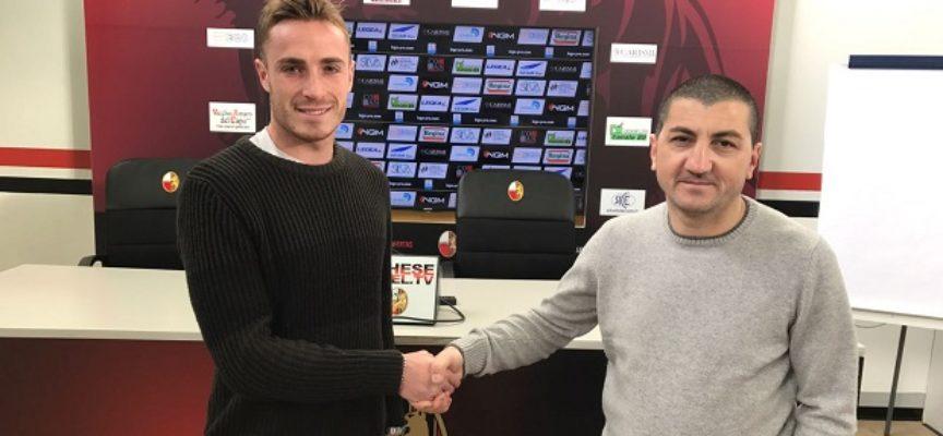 Christian Tavanti è un nuovo calciatore rossonero