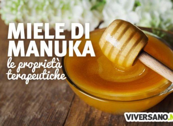 Miele di manuka: dalla Nuova Zelanda il miele della salute