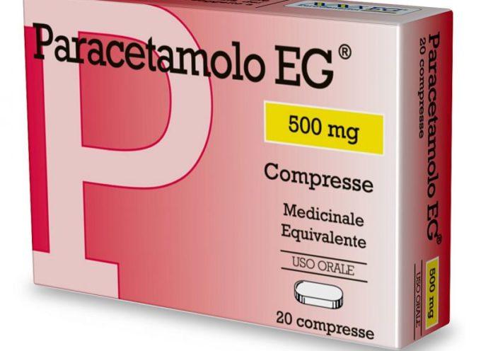 PARACETAMOLO EG, farmaco per febbre ritirato dalle farmacie: controllate la marca e i lotti.