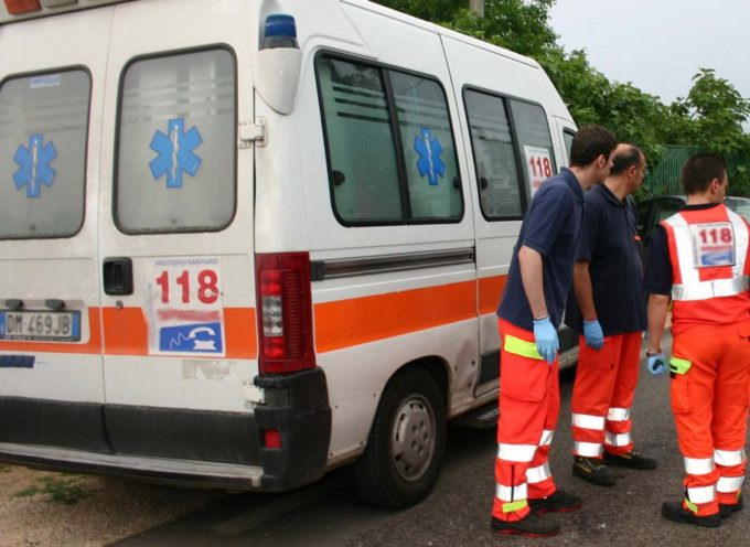 CAPANNORI – INCIDENTE DOMESTICO CADE DAL BALCONE