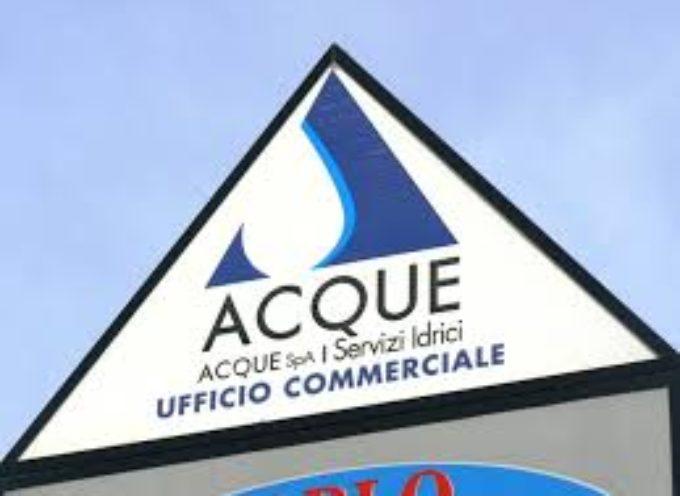 ACQUE SPA- Disagi call center mercoledì 1 febbraio