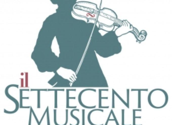 """AL VIA LA SECONDA EDIZIONE DELLA RASSEGNA """"IL SETTECENTO MUSICALE A LUCCA"""""""