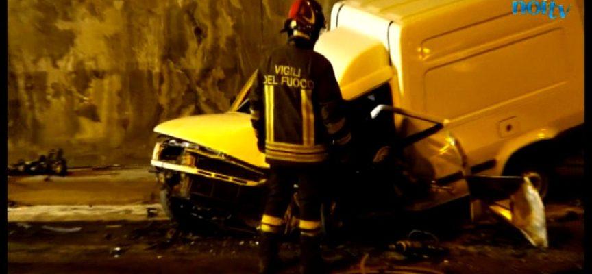 Incidente in galleria al Foro di San Giuliano; muore titolare di un'autofficina
