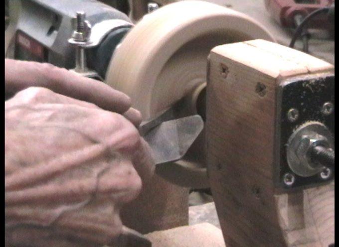 Come costruire un piccolo Tornio con un Trapano 1di 2