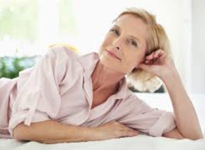 Affrontare serenamente la menopausa