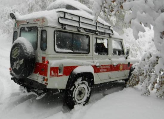 Sicurezza in montagna, prorogato l'accordo tra Regione e Soccorso Alpino