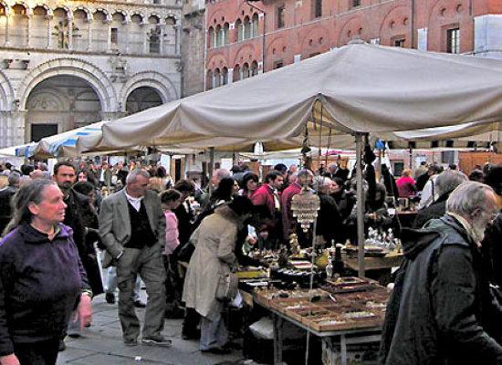 Mercato Antiquario: sabato 14 e domenica 15 gennaio il primo appuntamento del 2017