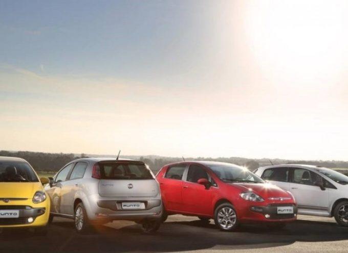Fiat richiama in Brasile 113.500 Punto e Linea. Problemi all'asse posteriore