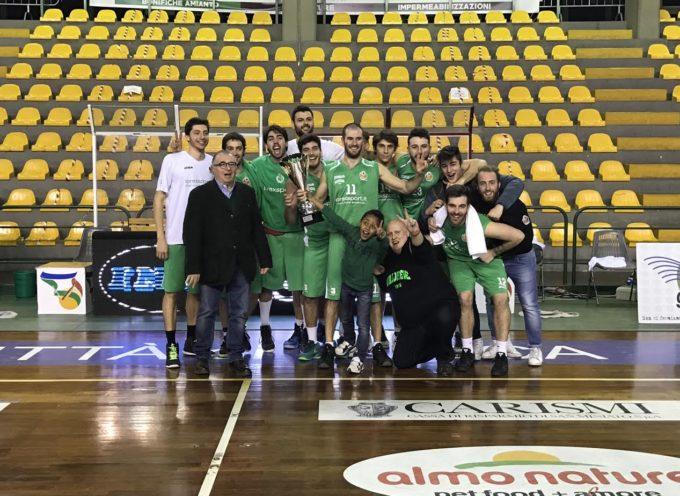 La Coppa Toscana 2017 va a Valdisieve che batte San Vincenzo in finale