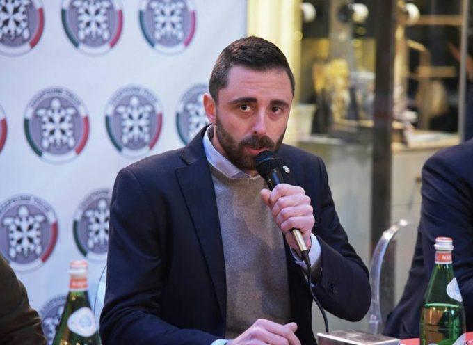 lucca – Elezioni: il candidato sindaco Fabio Barsanti (CasaPound) inizia gli incontri nei quartieri e nelle frazioni.