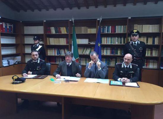 """Operazione """"Tramonto"""", rapine in villa tra Lucca e Pistoia: sgominata la banda, in manette i malviventi"""