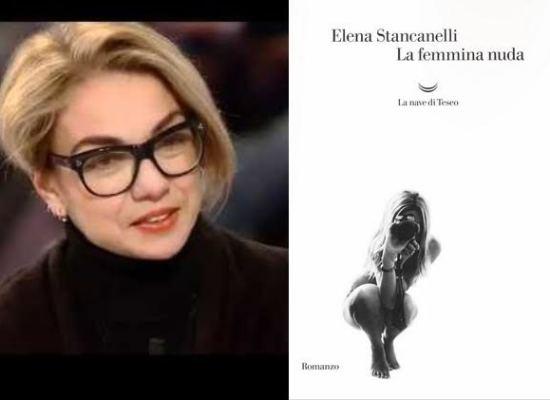 LUCCA – Presentazione libro Elena Stancanelli (cinquina Premio Strega 2016)