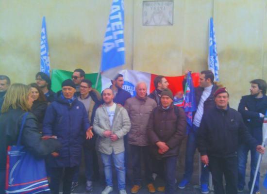 ROMA, FRATELLI D'ITALIA LUCCA-VERSILIA IN PRIMA LINEA PER LA RIVOLUZIONE VOLUTA DA GIORGIA MELONI