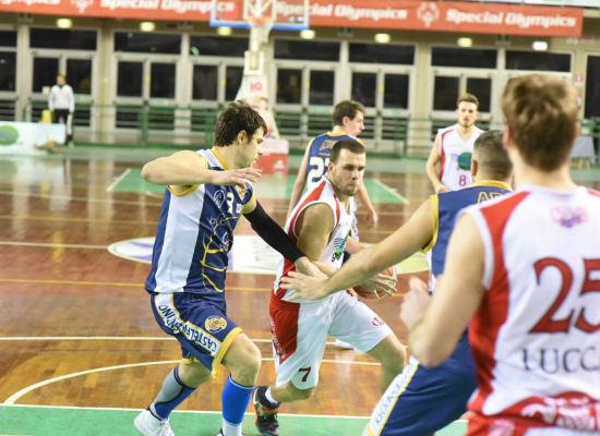 La Geonova batte la capolista Castelfiorentino e finisce il girone di andata nel gruppo di testa