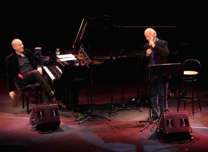ciocco – Unplugged d'Autore: Gino Paoli e Danilo Rea in concerto sabato 28 gennaio