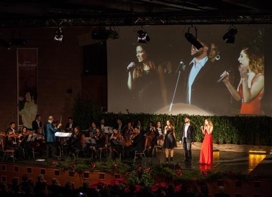 Concerto  di Capodanno al Ciocco finale con il botto