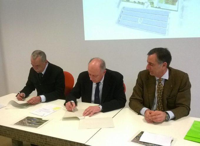 Firmato un Protocollo d'Intesa tra il Comune di Lucca e il Polo Tecnologico Lucchese  per la gestione di aree a uso pubblico