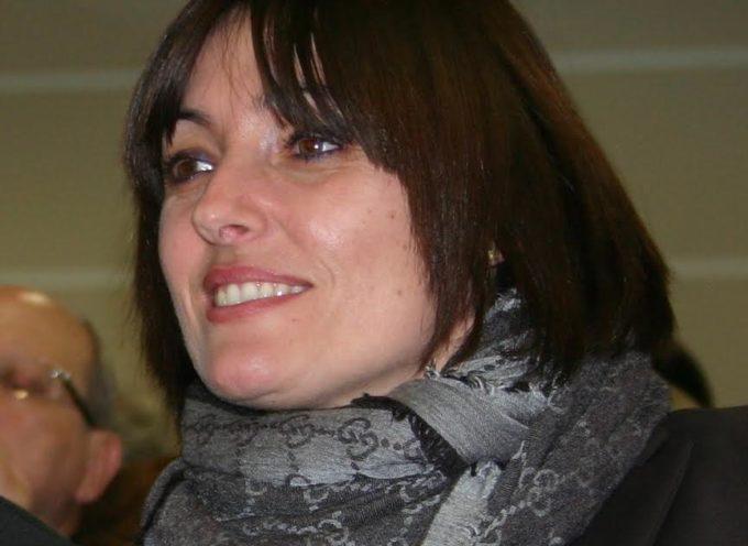 La dottoressa Michela Maielli responsabile dei presidi ospedalieri di Lucca e Valle del Serchio