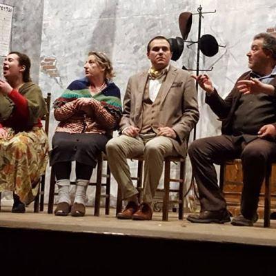 "Sabato 21 gennaio 2017 – ore 21:15 Teatro Comunale ""Idelfonso Nieri"" / Ponte a Moriano (Lucca)"