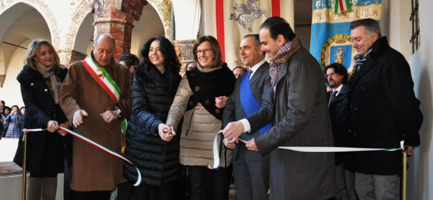 SCUOLE: NUOVA VITA PER LO STORICO COMPLESSO DI S. AGOSTINO A LUCCA,