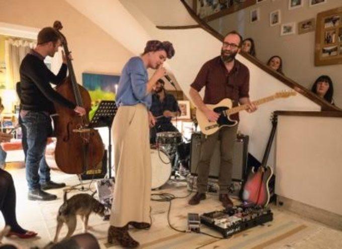 Emma Morton e The Graces raggiungono l'obiettivo della realizzazione del nuovo disco a Casa Edda Berg
