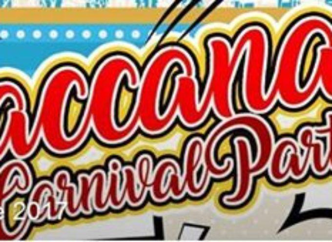 Torna il Baccanale Carnival Party a Barga
