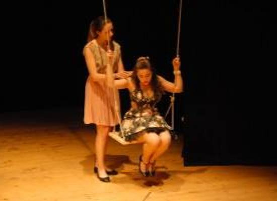 """Spettacolo Teatrale """"Scialoc""""  al teatrino di vetriano – Pescaglia"""