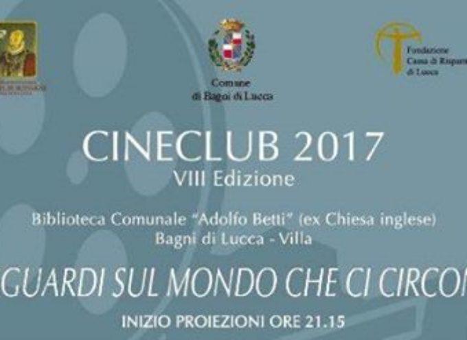"Per CINECLUB2017 .. ""La bicicletta verde"" .. A BAGNI DI LUCCA"