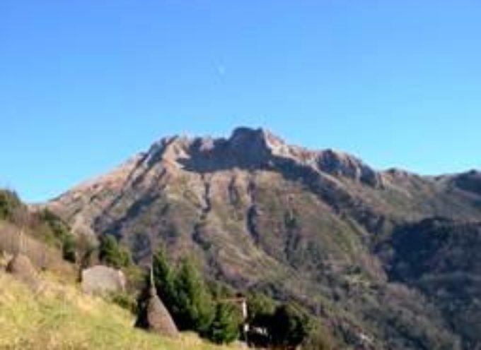 Escursione sul Monte Prana nella catena delle apuane